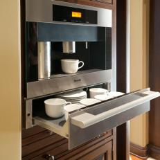 Stainless Steel Coffee Station