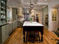 Charming Mint Kitchen