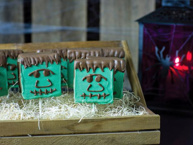 Frightfully Delicious Halloween Favors