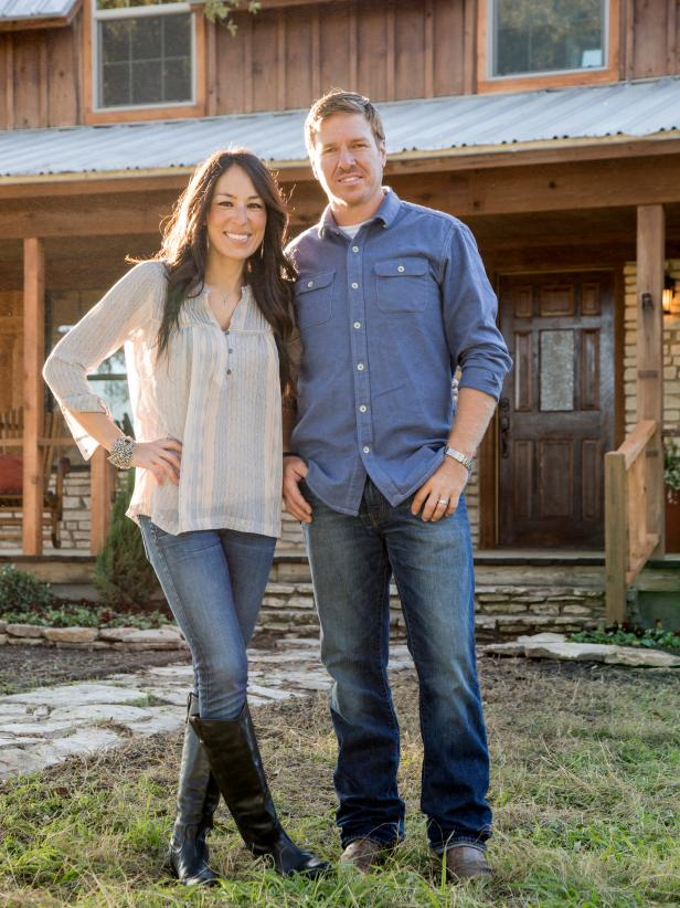 Fixer Upper hosts Joanna and Chip Gaines