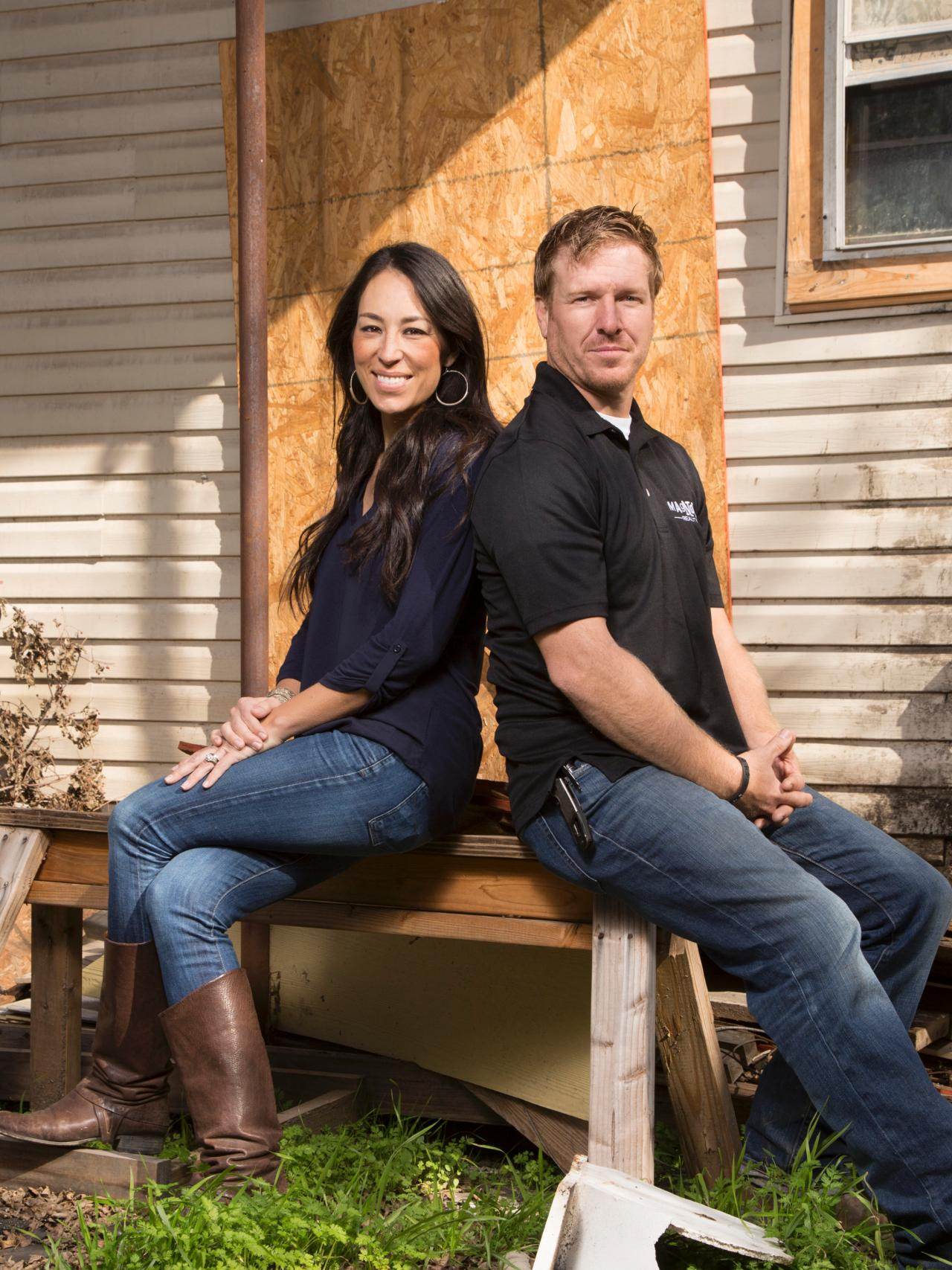 On Ing Their Own Fixer Upper Chip And Joanna S