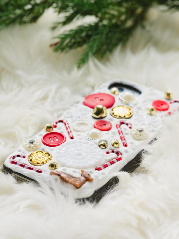 Easy Button Christmas Crafts Hgtv