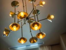 Metal Light Fixture