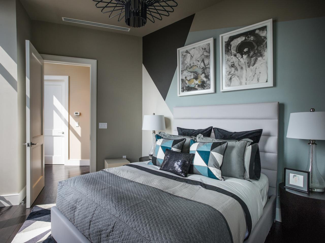 Guest Bedroom From HGTV Urban Oasis 2014   HGTV Urban ...
