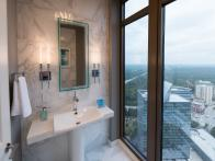 Powder Room From HGTV Urban Oasis 2014