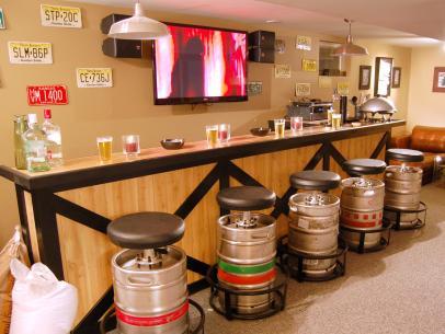 Happy Hour at Home: 13 Amazing Basement Bars