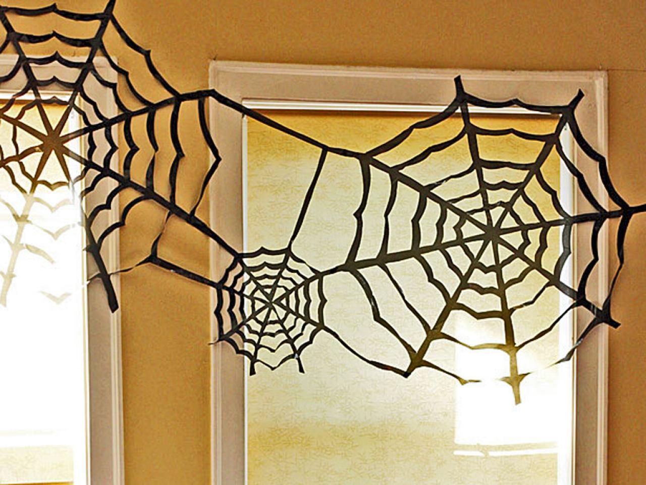 outdoor halloween decorations for kids | hgtv's decorating & design