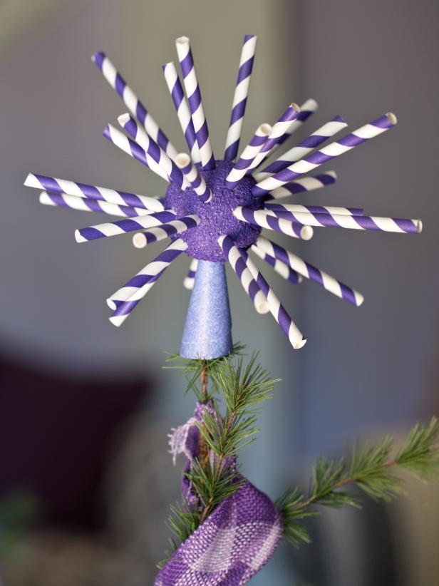 Mini Christmas Tree Topper