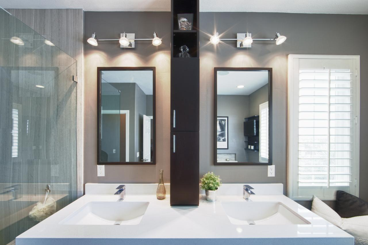 His And Hers Bathroom Sinks Hgtv