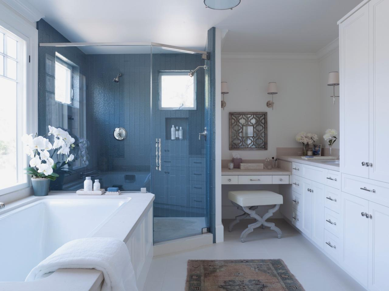 Bathroom Remodel Strategies: High-Level Budgets | DIY