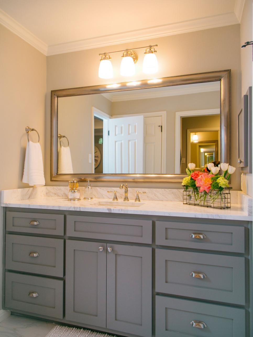 bathroom cabinet color ideas fixer upper a ranch home update in woodway texas hgtv s fixer upper with chip and joanna 8116