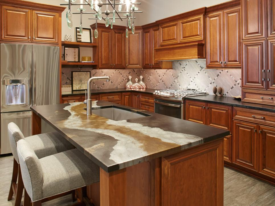 Kitchen Counter Tops 2 Simple Ideas