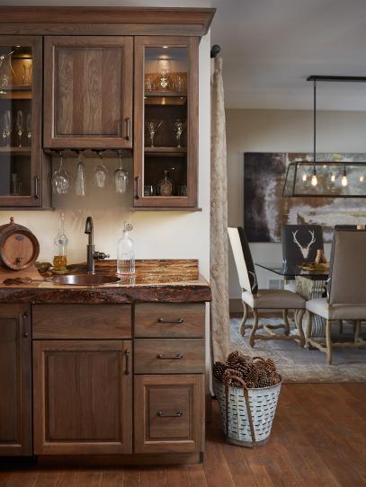 20 Stylish Small Home Bar Ideas Hgtv