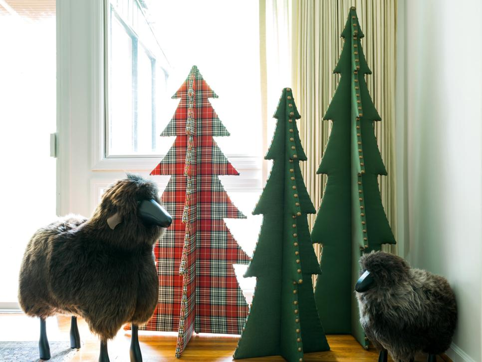 Christmas Tree Alternative.Alternative Christmas Tree Ideas Christmas Trees For Small