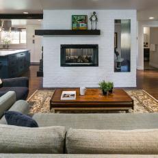 Midcentury Modern Living Room Photos | HGTV
