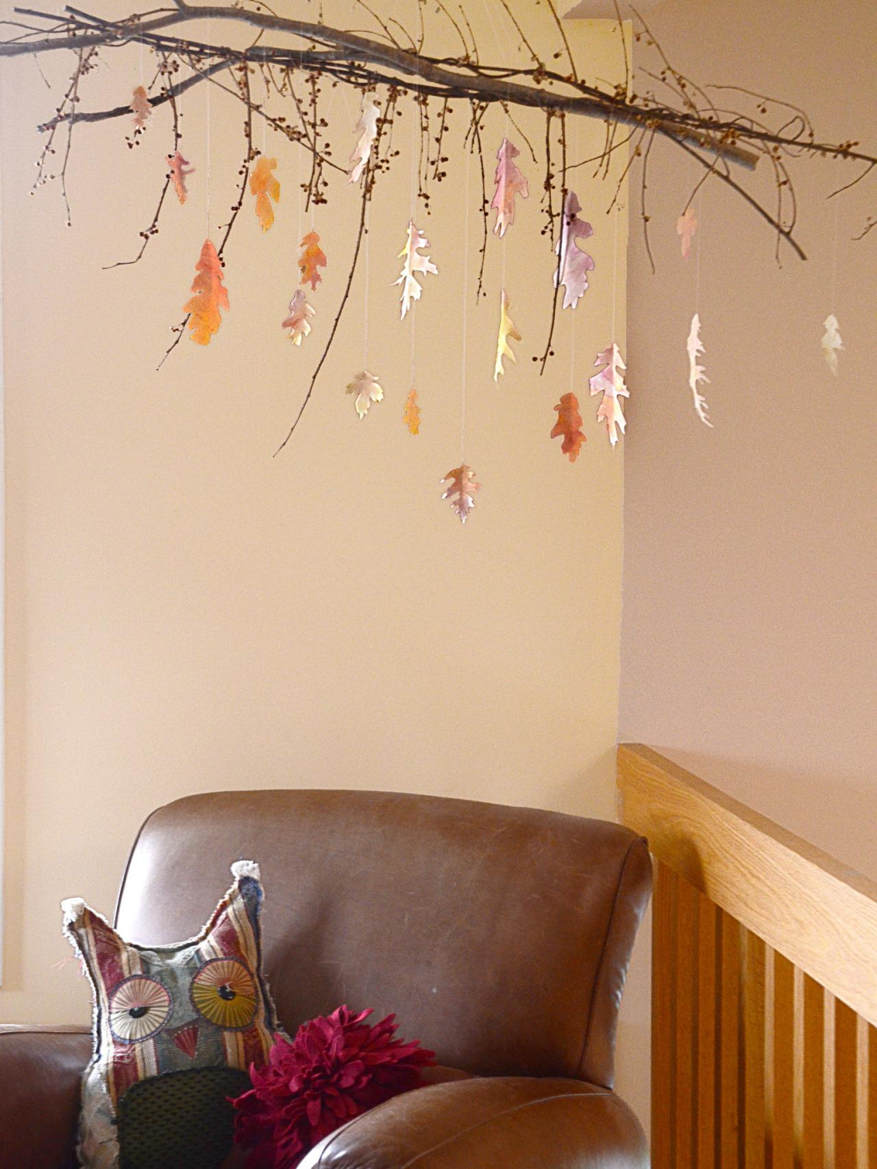 14 Diy Fall Decorating Ideas Hgtv S Decorating Design Blog Hgtv