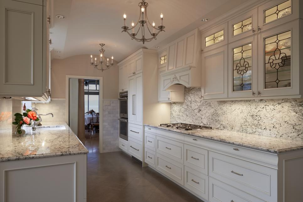 Kitchen Design Trend: Gray or White Cabinetry | HGTV