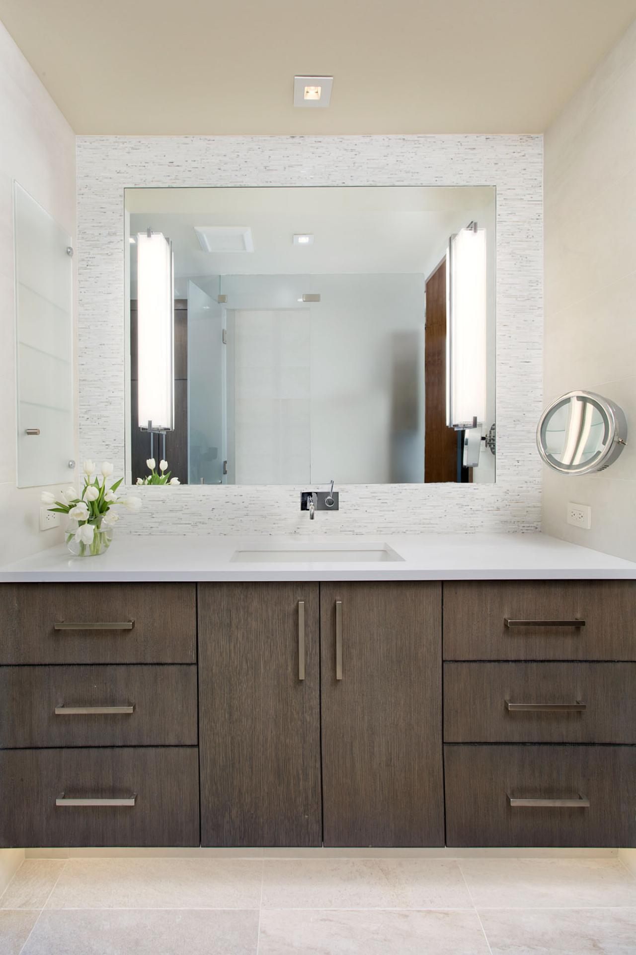White Bathroom Decor Ideas: Pictures & Tips From HGTV   HGTV