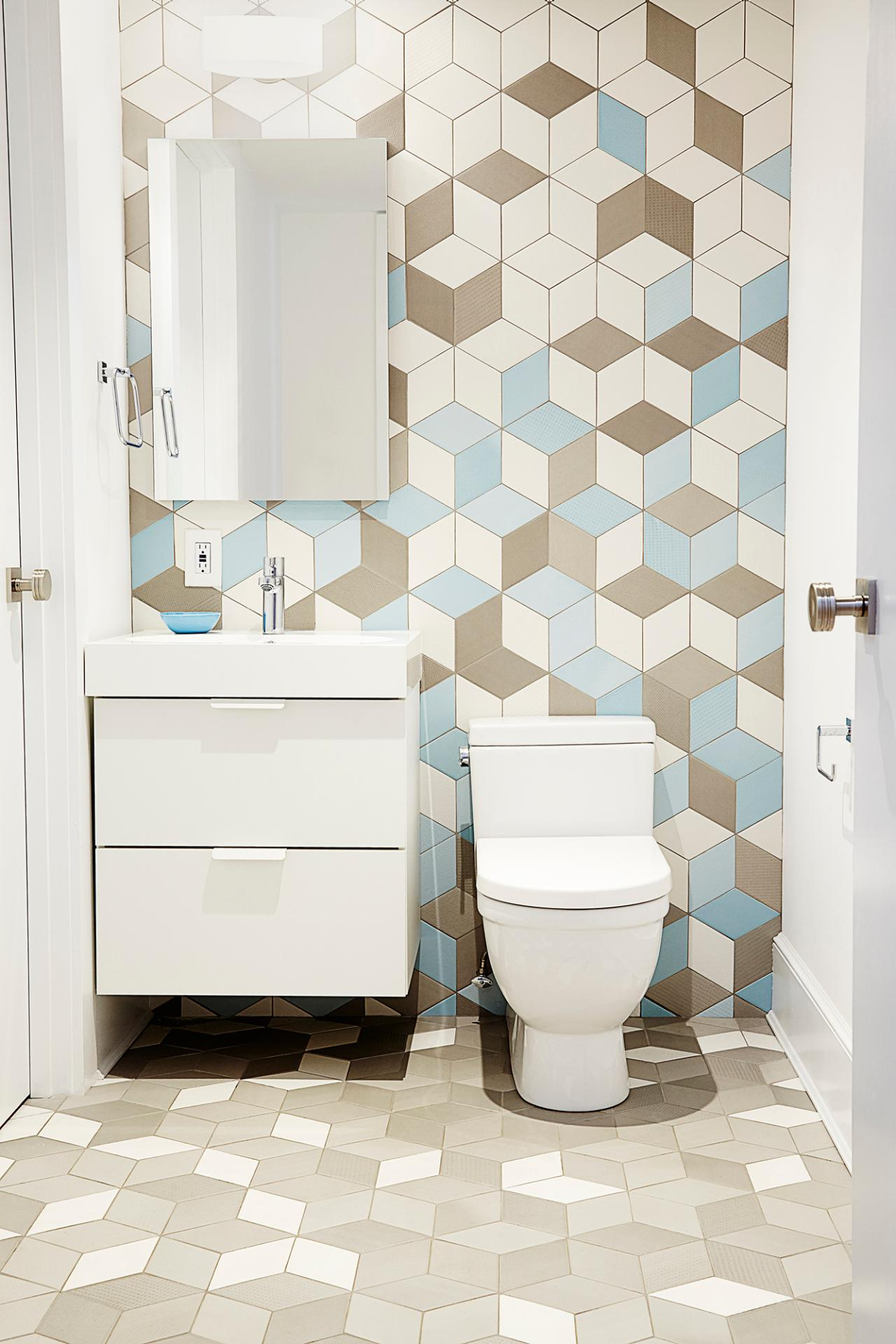 Fun With Geometrics. Geometric Tile Pattern ...
