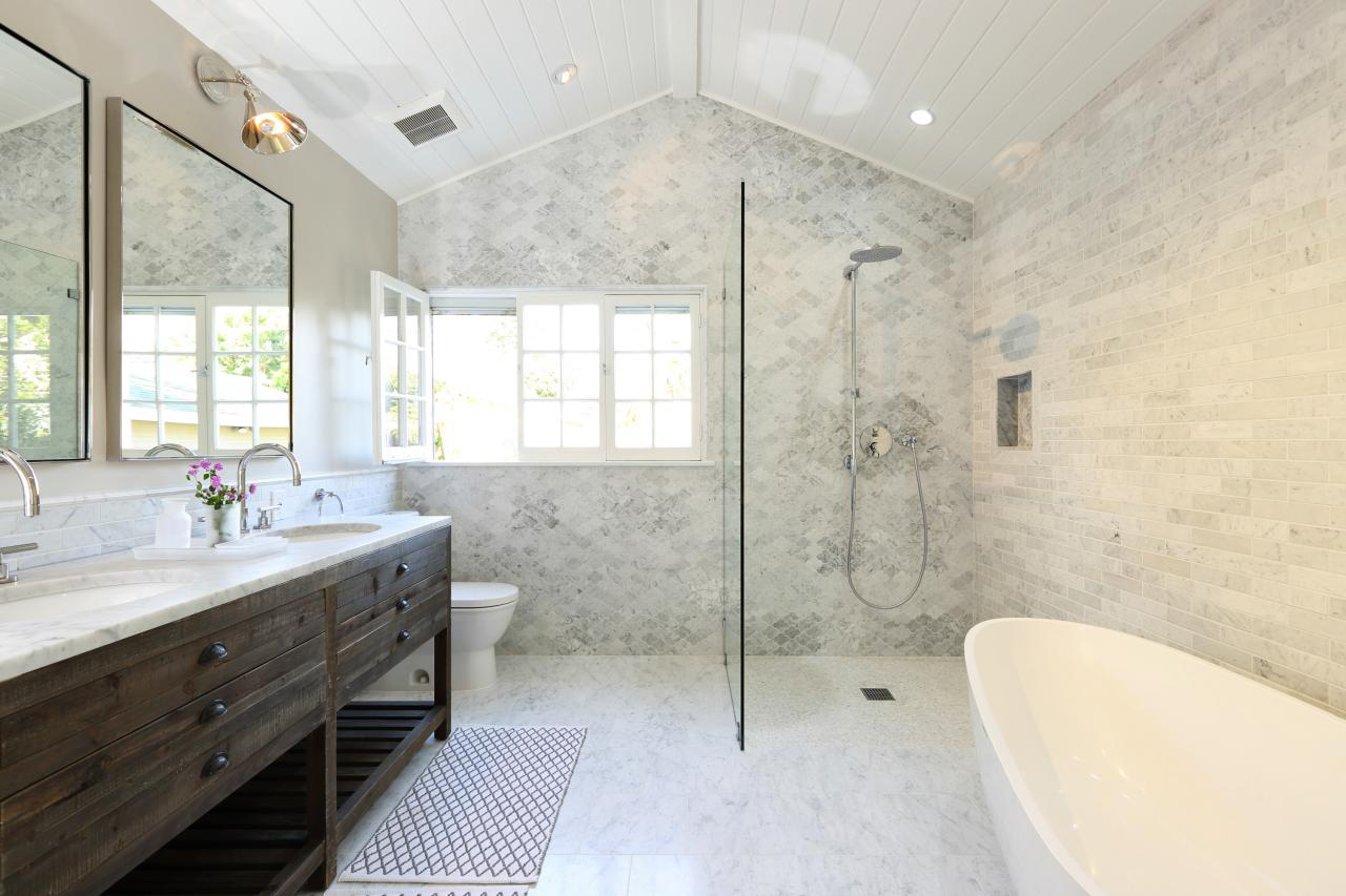 Master bathrooms hgtv Master bathroom remodel ideas