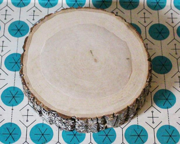 Birch Wood Slice