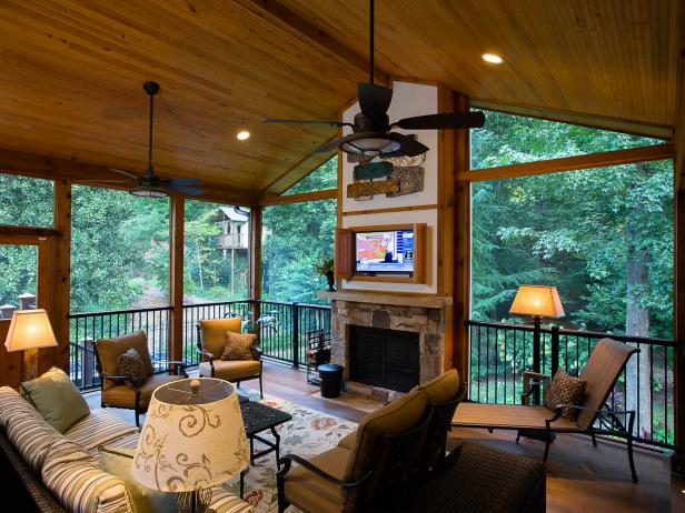 Screened In Porch Ideas On A Budget