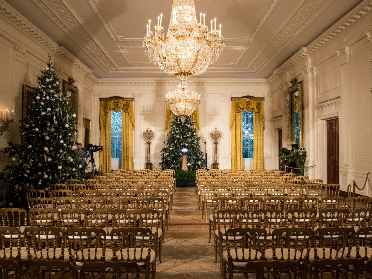 White House Christmas 2015 A Holiday Spectacular HGTVs