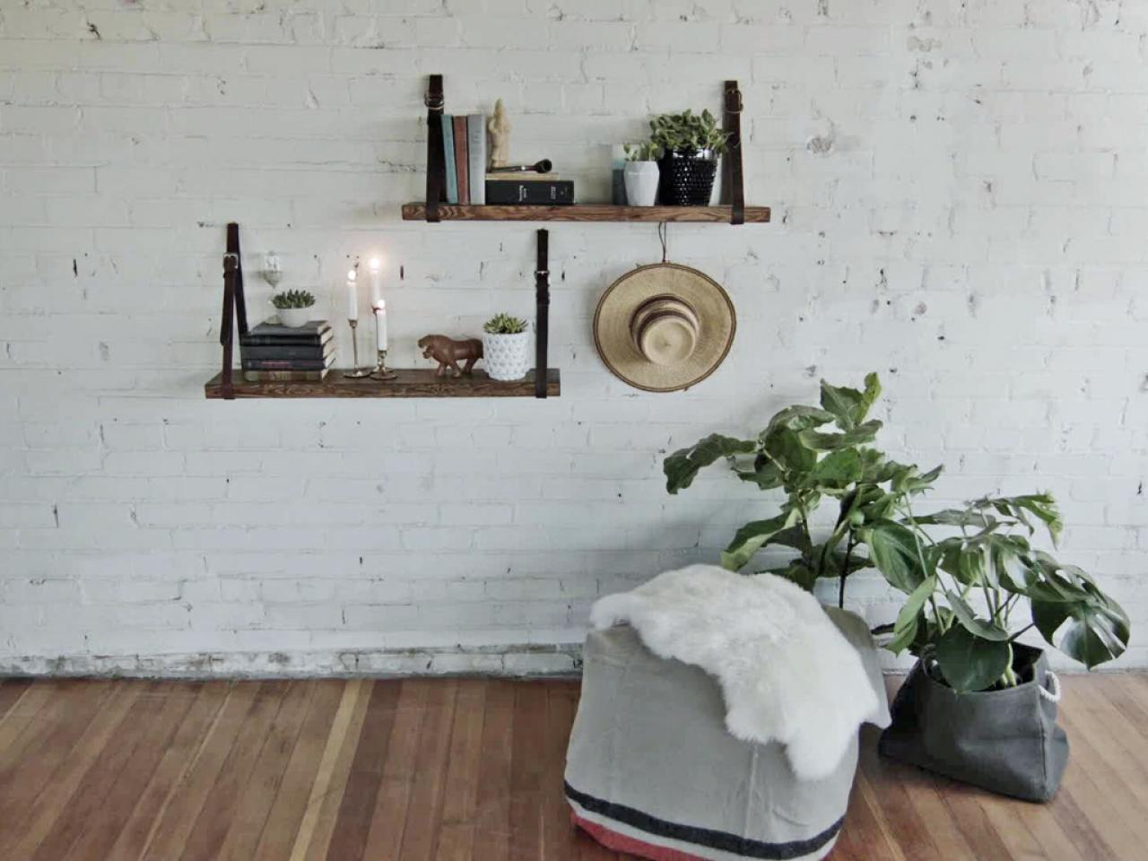 Different Styles to Decorate with Floating Shelves