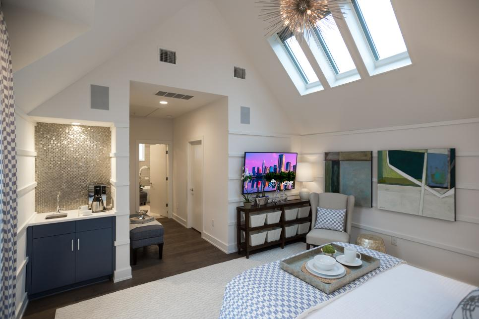 Skylights in HGTV Smart Home 2015