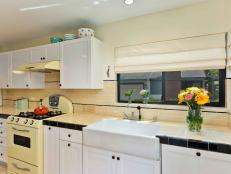 Brush up on retro kitchen cabinet ideas, and get ready to add a midcentury modern touch to your kitchen design.