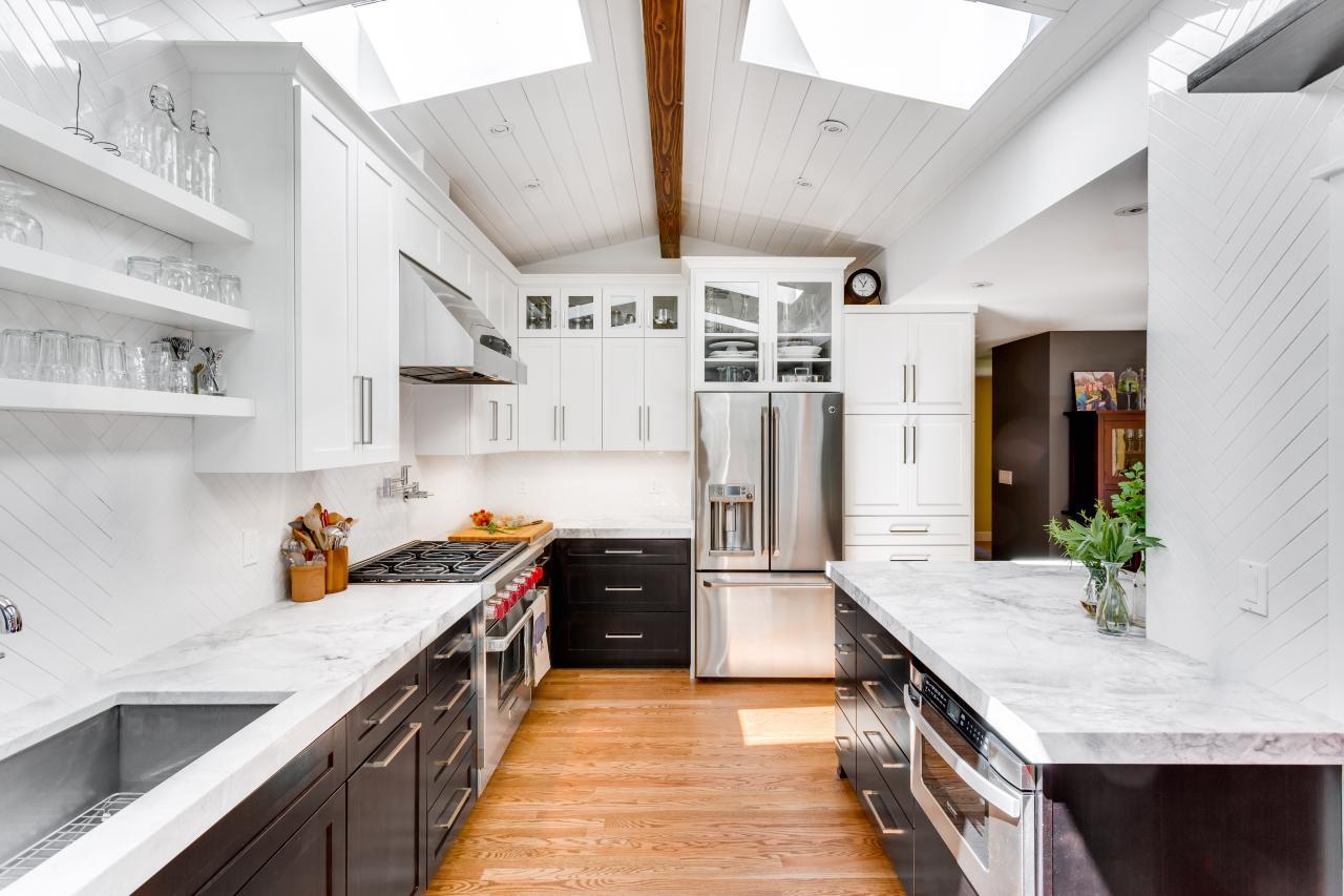 Kitchen update for Midcentury House | Harmony Weihs | HGTV