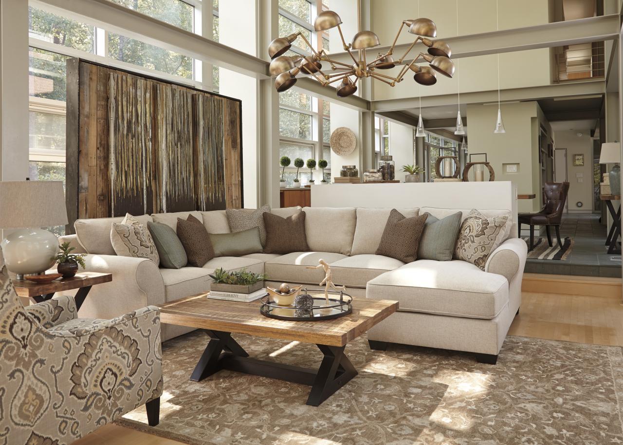 Wilcot Living Room Hgtv