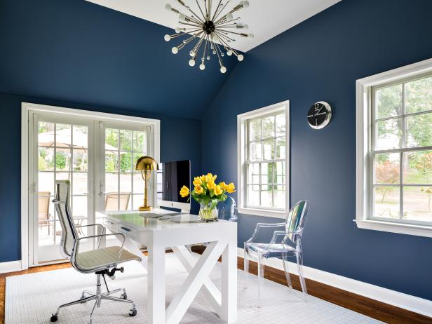 Check Out 13 Home Offices That Are Stylish Enough To Make You Feel Like A  Captain Of Industry U2014 Even If Youu0027re Just Paying Bills In Your PJs.