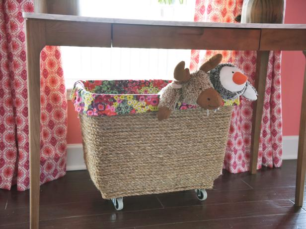 Diy Toy Storage Bin Hgtv