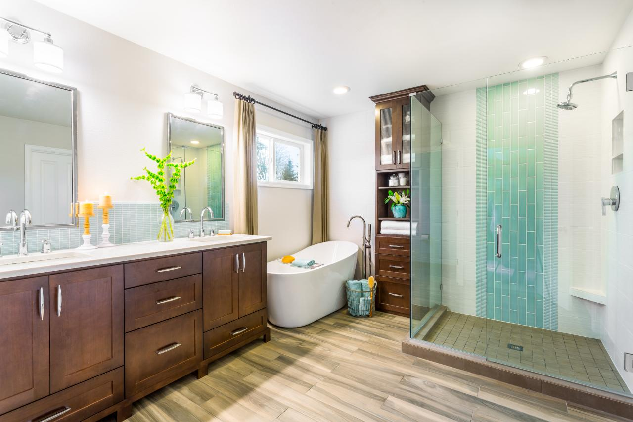 Maximum Home Value Bathroom Projects: Tub and Shower | HGTV