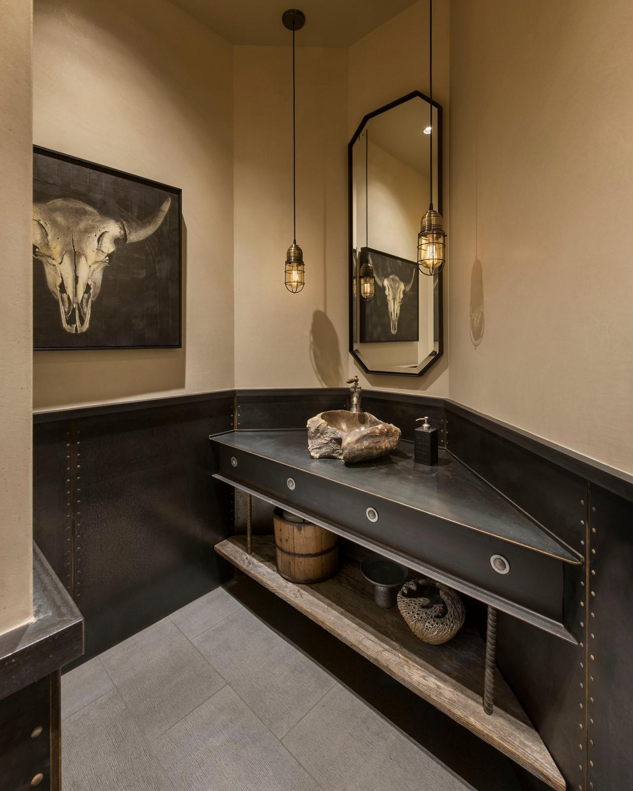 bathroom fans middot rustic pendant. Bathroom Fans Middot Rustic Pendant Photo Page | HGTV