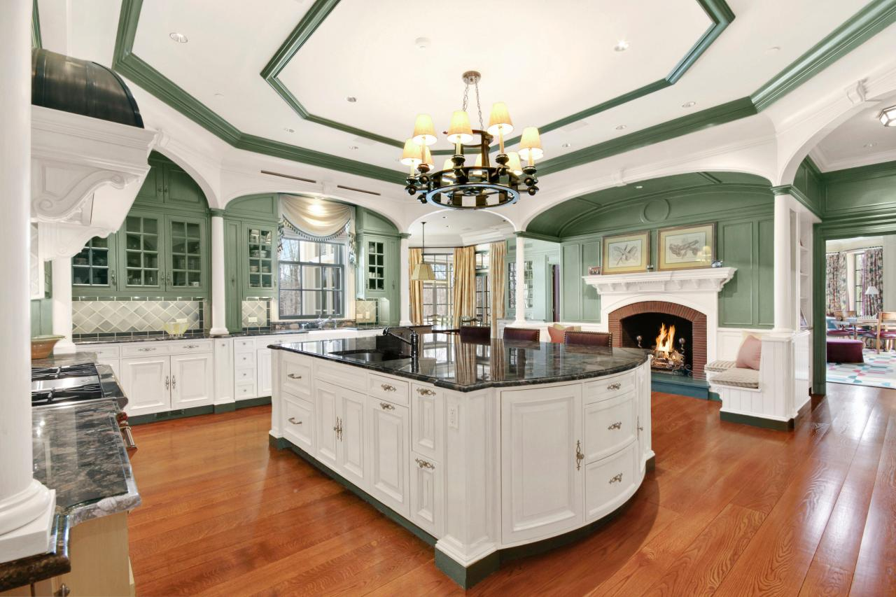 kitchen design for big house photo page hgtv 515