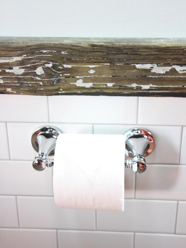 How To Install A Toilet Paper Holder Tos Diy