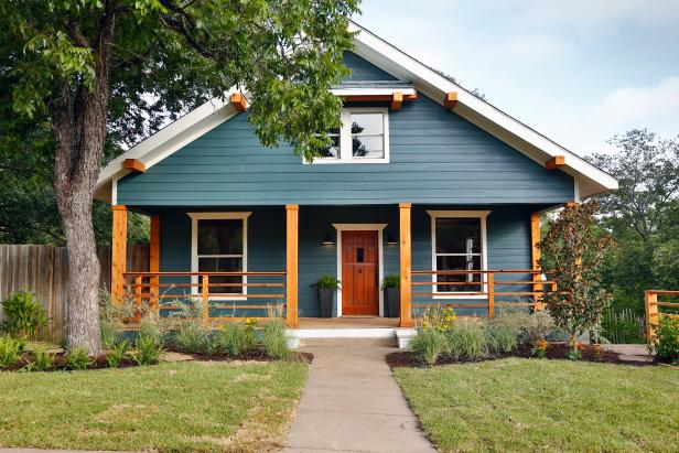 Photo page hgtv - Best exterior color for small house ...