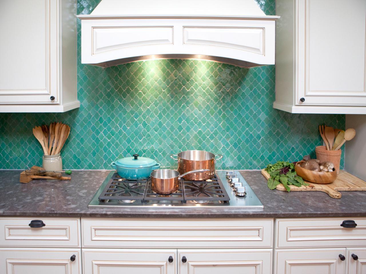 15 Stunning Kitchen Backsplashes | DIY Network Blog: Made + Remade | DIY