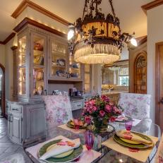 French Country Dining Room Photos | HGTV