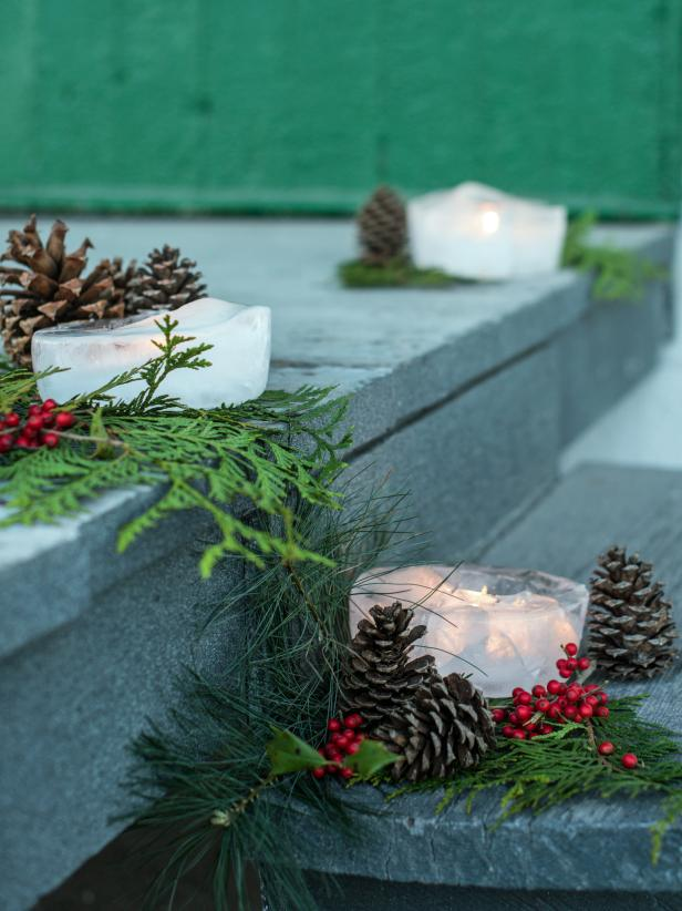 35 Crafty Outdoor Holiday Decorating Ideas | HGTV