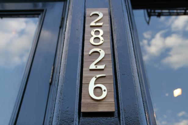 How To Make Stylish House Numbers Danmade Watch Dan