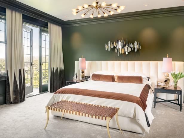 Green Bedroom Ideas | HGTV
