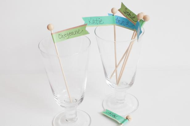 DIY Personal Drink Stirrers