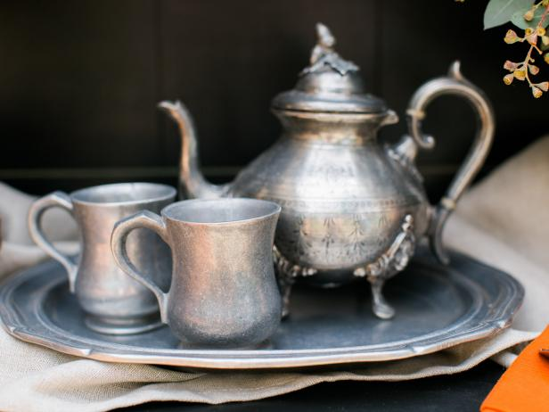 Pewter and Silver Antiques