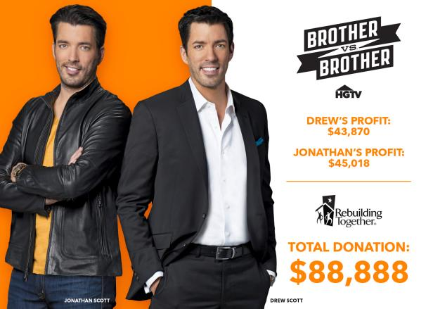 Property brothers at home sweepstakes