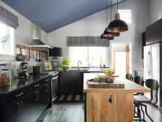 HGTV Urban Oasis 2015 Kitchen