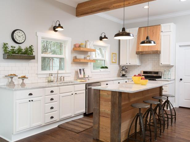 Wonderful Our 25 Favorite Kitchen Makeovers From HGTV Pros 51 Photos