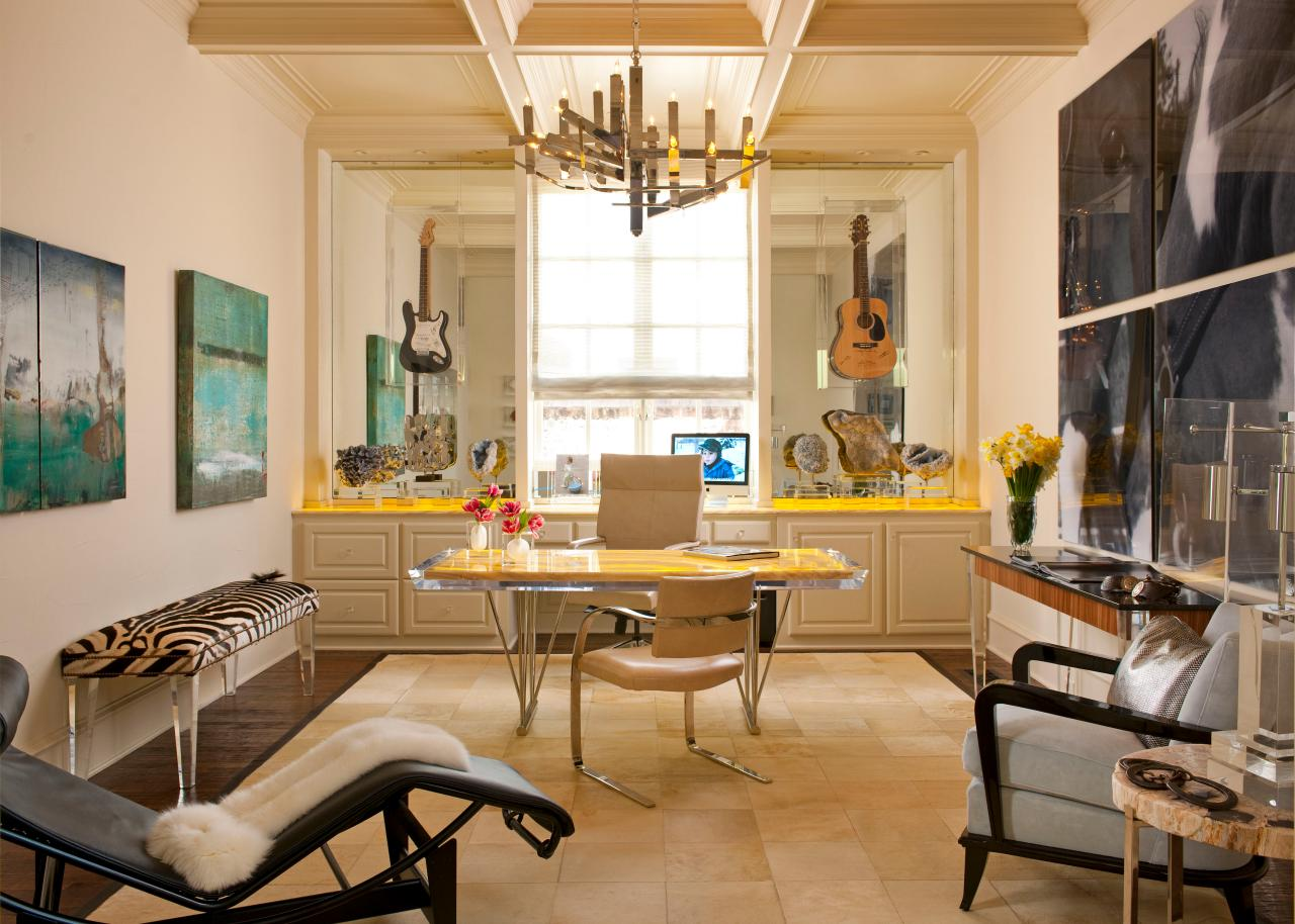 10 Tips For Designing Your Home Office Hgtv